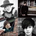 2月11日リリース!待望のキム・ヒョンジュン2nd アルバム『今でも』ジャケ写真公開!