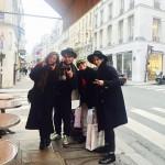 FTISLANDとG.NA、パリで偶然な出会い …「嬉しい」