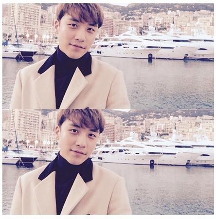 「BIGBANG」V.I(スンリ)、元気な姿で近況を公開