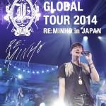イ・ミンホグローバルツアー日本公演 「RE : MINHO」DVD-BOX 1/30 発売!