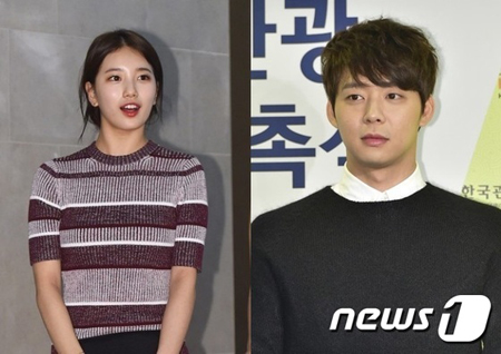 スジ(Miss A)&ユチョン(JYJ)、ドラマ初共演なるか