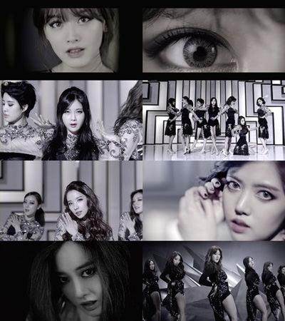 "「RAINBOW」カムバック! 新曲「Black Swan」を公開 ""秘密の誘惑&暗い癒し"""