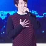 JYJユチョン、北京ファンミでファンを感動の渦に