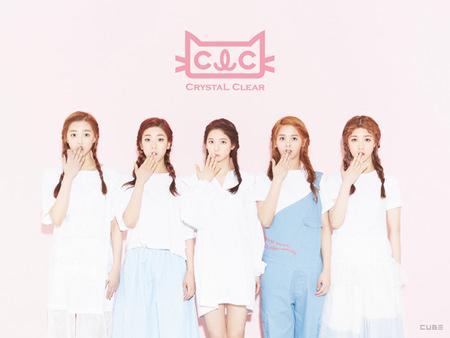 """""""4Minuteの妹分""""「CLC」、メンバーのラブリーなビジュアル初公開"""