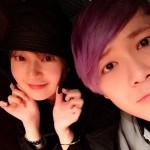ホンギ(FTISLAND)&女優ペク・チニ、同い年の仲良し深夜デート「久しぶり」
