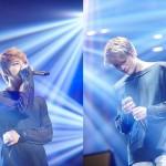 JYJジェジュン、入隊前の最後の公演で「二等兵の手紙」を歌う