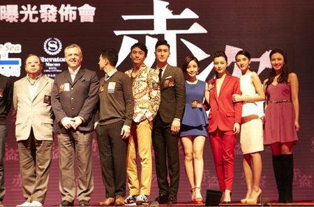 「SJ」シウォンと俳優チ・ジニ出演の中国映画「赤盗」に期待大