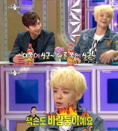 "「SJ」ヘンリー、「GOT7」Jacksonは""遊び人""?"