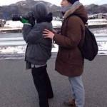結婚控えた俳優ポン・テギュ&ハシシ・パク、甘いデート現場を公開
