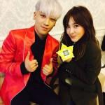 DARA(2NE1)、V.I(BIGBANG)との仲良し2ショット公開…「久しぶりに」