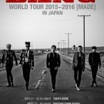BIGBANG、海外アーティスト史上初となる3年連続日本ドームツアー開催決定!!】