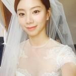 元「Sugar」スジンが結婚? 「わたし、きょう結婚します」