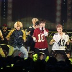 Block B、日本ツアーコンサート大阪の2回公演完売!5000人が熱狂
