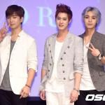 MBLAQ、活動を終了してニューアルバムの会議中!