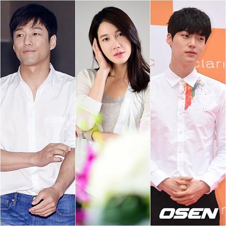 ドラマ「雪蓮花」側、「チ・ジニ、イ・ジア、アン・ジェヒョンが出演も放送は未定」