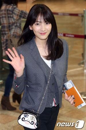 元「KARA」ジヨン(知英)、日本人役を担う初の韓国生まれの女優に