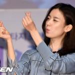 映画「ビューティー・インサイド」出演の女優ハン・ヒョジュ 「13人の俳優とキスシーン」
