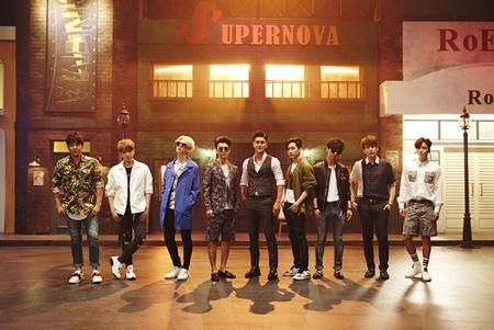 「SUPER JUNIOR」、韓国歌手初! 「2015 TEEN CHOICE AWARDS」を受賞