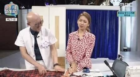 """モデルのキム・ジンギョン、「CL(2NE1)に似てる」発言に""""しかめっ面""""… 結局、謝罪へ"""