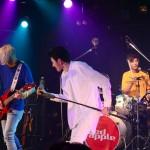 「取材レポ」Ledapple3人で日本デビュー2周年記念Live 開催!出来たてホヤホヤの日本語自作曲も初披露!