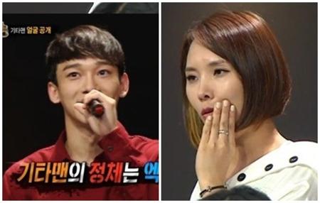 「覆面歌王」CHEN(EXO)の歌声聴いたシン・ボンソンが惚れ惚れKO 「結婚したい…」
