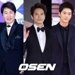 俳優キム・スヒョン、ユ・ドングン、チソン、チュウォン、チャ・スンウォン、「2015 KDA」大賞候補
