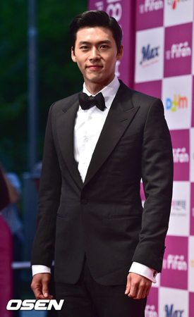 俳優ヒョンビン、次回作映画「共助」で北朝鮮の刑事に