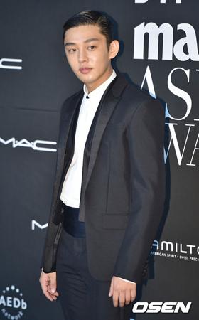 俳優ユ・アイン、ドラマ撮影のため「大鐘賞映画祭」不参加を決定