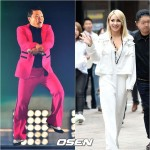 歌手PSY&「2NE1」CL、「2015 MAMA」出演へ