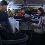イ・ジュン、極寒ロケでコ・アソンを優しくベタ褒め!「風の便りに聞きましたけど!?」DVD SET1 メイキング映像の一部を特別に公開!
