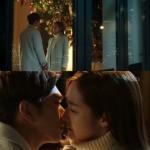ドラマ「リメンバー」ユ・スンホ&パク・ミニョン、切ないキス