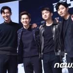 「PHOTO@製作報告会」ジス、キム・ジュンミョン(EXO:スホ)、キム・ヒチャン、リュ・ジュンヨル、二十歳の青春ストーリー!