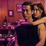 俳優ナムグン・ミン、ヒョミン(T-ARA)新曲を支援…夢幻的なカップル画像公開