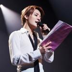 JYJ ジュンス、東京公演で「太陽の末裔」未発売のOSTを熱唱!