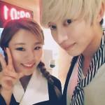 「SJ」ヒチョル&「MAMAMOO」フィイン、デュエット曲をレコーディング…4月頃発売