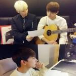 NU'EST ミンヒョン&SEVENTEEN ジョシュア、カバーソングのプロジェクトを予告