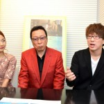 「鼎談インタビュー」キム・コッピ、石倉三郎、犬童一利監督映画「つむぐもの」の魅力を語る!