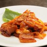 「FOOD」おウチでできる韓国家庭料理(豚肉の辛み炒め編)