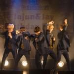 「イベントレポ」大国男児、ファンミーティングで5月のライブハウス・ツアーを発表!