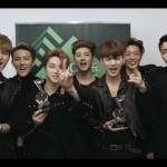 iKON、中国「QQミュージックアワード」授賞式のメイキング映像を公開