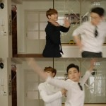 ドラマ「アジョシ」RainVSユン・パク、イ・レの心をつかむため愉快なダンス対決