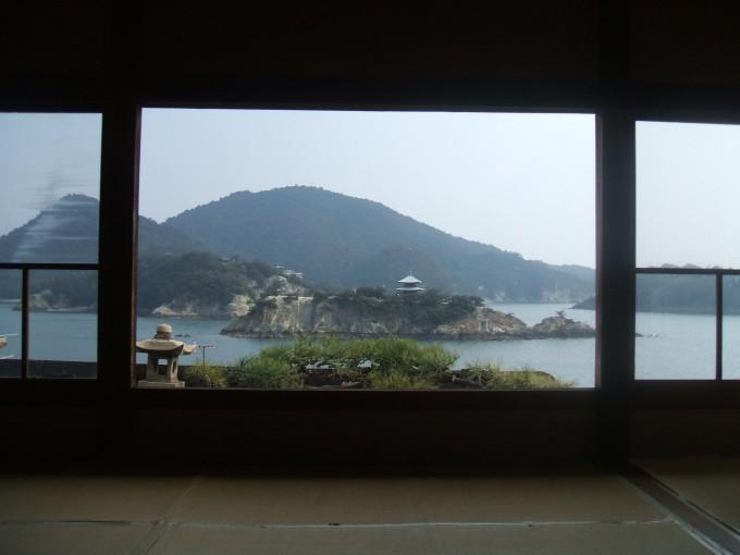 朝鮮通信使が見た風景もこれとほぼ同じだっただろう