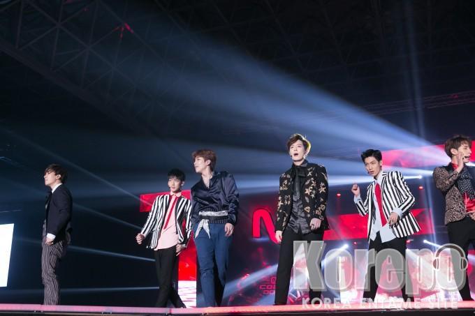 KCON 2016 Japan_BOYFRIEND (5)