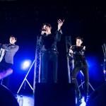 """「取材レポ」HIGH4""""ステージを降りるファンサービスにファン熱狂!""""「HIGH4 2016 Spring Concert in Japan」開催"""