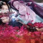 <KBS World>オム・テウン主演、イ・ジョンシン(CNBULE)、ノ・ミヌ出演時代劇「剣と花」KBS World初放送!