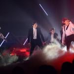 """「速報」HISTORY """"男らしくセクシーな姿と独特な世界観でファンを魅了!""""5th MINI ALBUM [HIM]を引っ提げ、SHOWCASEを開催!"""
