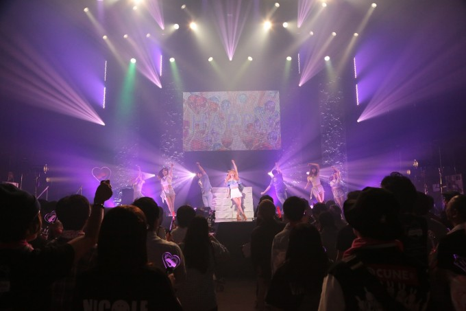 NICOLE 1st LIVE-3 (tokyo)
