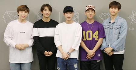 「B1A4」 ファンミ開催、「プロデュース101」パロディを予告