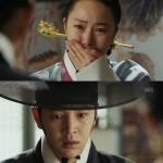 女優ユン・ジンソ、再会した息子チャン・グンソクの手を取って涙!「テバク」