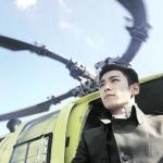 BIGBANG T.O.P、彫刻のようなイケメン